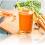 В чем полезность морковного сока?